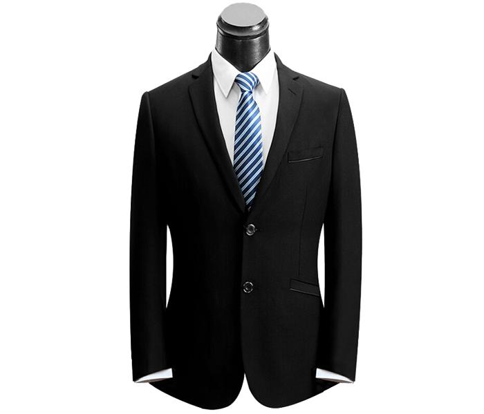 男士绅士修身西服_两粒扣男士西服